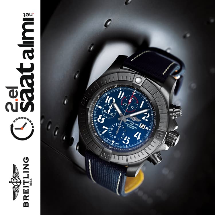 İkinci El Breitling Saat
