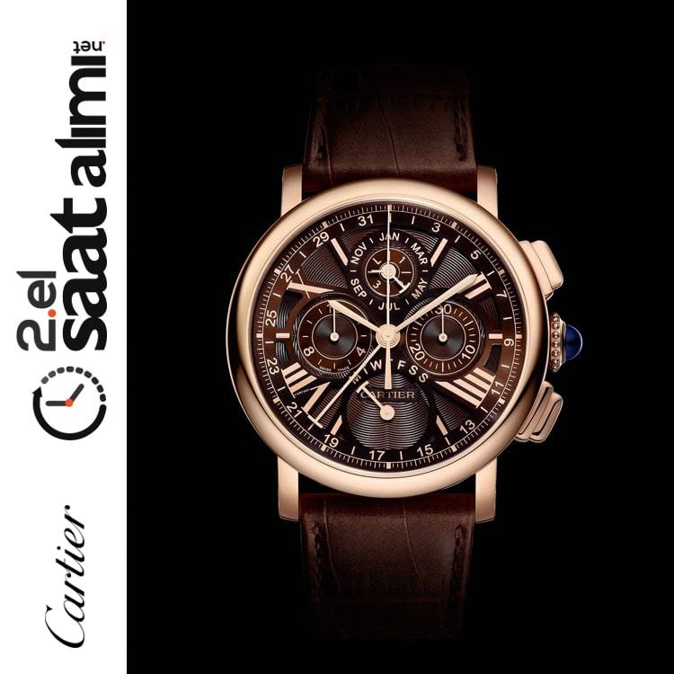 İkinci El Cartier Saat